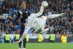 Cristiano Ronaldo welcome to Real Madrid