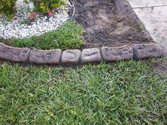 Custom hand Carved Stone in Cape Coral, FL msdcurbing.com