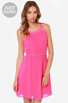Oh so coy maxi dress