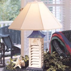 I pinned this Sailboats Table Lamp from the Winter by the Water event at Joss and Main!
