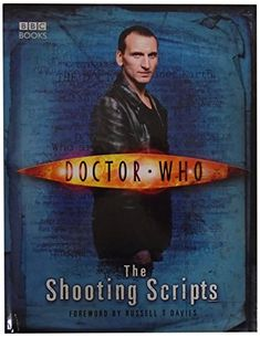 Doctor Who: The Shooting Scripts von Russell T Davies http://www.amazon.de/dp/0563486414/ref=cm_sw_r_pi_dp_NuGRvb0T4RN6G