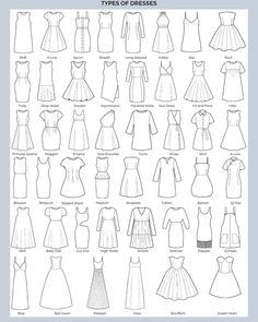Dress Design Drawing, Dress Design Sketches, Fashion Design Sketchbook, Fashion Illustration Sketches, Fashion Design Drawings, Fashion Sketches, Clothes Design Drawing, Clothing Sketches, Dress Drawing