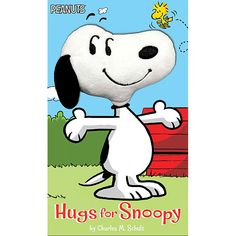 899790193b Hugs for Snoopy Board Book  11.99 By Charles M. Schulz Board Book 6.1