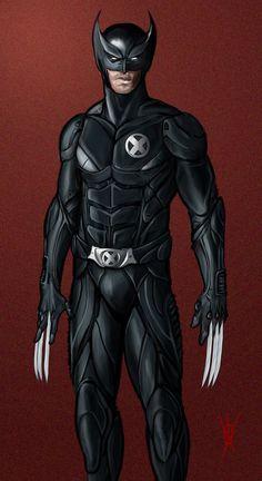 Wolverine: Back In Black by thedarkestseason on DeviantArt
