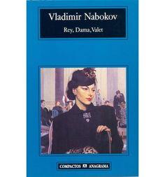 Rey, Dama, Valet : Vladimir Nabokov, Jesús Pardo : 9788433966247