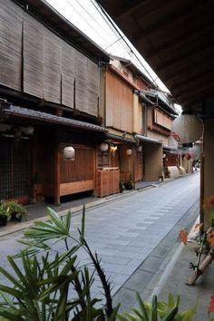 Miyagawa-cho, Kyoto, Japan 宮川町 #japan #voyage #japon #inspiration #japonais #japanese #architecture