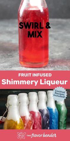 Best Alcoholic Drinks Recipes, Flavored Vodka Drinks, Flavored Alcohol, Homemade Alcohol, Homemade Liquor, Fruit Infused Vodka, Homemade Liqueur Recipes, Vodka Recipes, Alcohol Drink Recipes