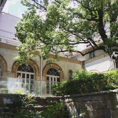 宝塚ホテル、古塚正治設計、1926年、宝塚市