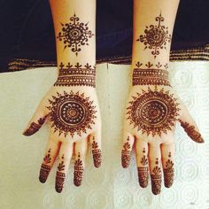 Nouby henna style