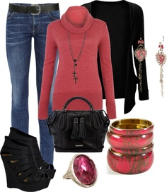 """Untitled #222"" by lisamoran ❤ liked on Polyvore"