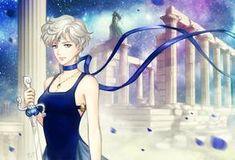 SM: Sailor Uranus x Sailor Neptune by Kay-I on DeviantArt Sailor Moon, Sailor Neptune, Sailor Uranus, Princess Sketches, Fanart, Deviantart, Beautiful Soul, Serenity, Orchids