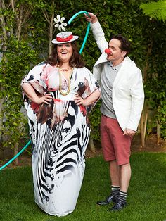 68d39698d18 Melissa McCarthy Interview - Melissa McCartney on Ben Falcone and Plus-Size  Fashion - Redbook