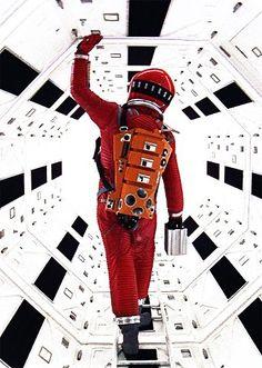 Stanley Kubrick, '2001, una odisea del espacio'