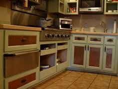 Unique Kitchen Cabinets Listed In Gadgets