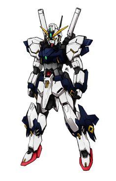 MSW-007 Gundam Griffon by wdy1000 on DeviantArt