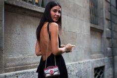 On the Street….Via Cola di Rienzo, Milan - The Sartorialist | Ador