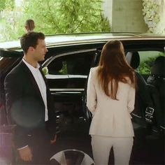 Mr. and Mrs. Grey
