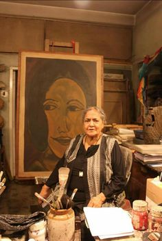 Shanu Lahiri: The Artist with a Difference.
