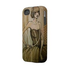 love it @Ash Lethal!  vintage pearl iphone 4 case
