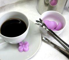 3 Dozen Flower Sugar Cubes for Little Tea by WishingwellArt, $7.00