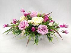 Cemetery Flowers, Mother Of Groom Dresses, Casket, Ikebana, Fabric Flowers, Funeral, Flower Arrangements, Floral Wreath, Frames