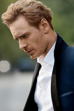 Michael Fassbender by Paul Wetherell for The Wallstreet Journal, May 26, 2011