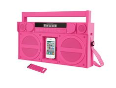 WANT! By iHome