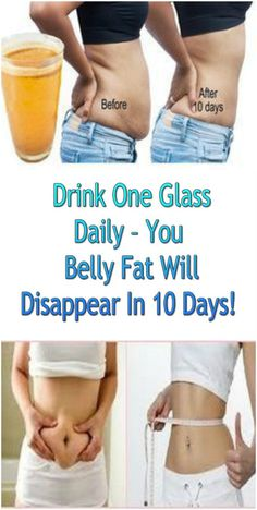 Drink One Glass Daily – You Belly Fat Will Disappear In 10 Days! The remedy we have for you today is ideal if you want to lose a lot of weight without dieting or exercise. The remedy is actually a beverage made of cinnamon and honey,
