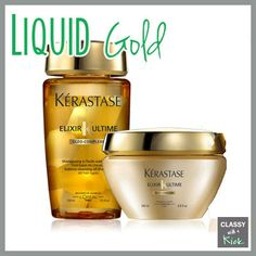 Kerastase Elixir Ultime - seriously the best shampoo and conditioner ever!