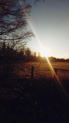 Beautiful Photos Of Nature, Beautiful Fantasy Art, Amazing Nature, Sunset Photography, Landscape Photography, Gif Chuva, Neustadt Am Rübenberge, Shotting Photo, Snapchat Picture