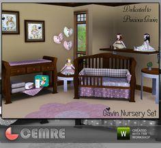 cemre's Gavin Nursery Set