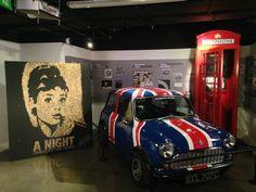 Dernier évènements à Londres - Last event in London EriK BLACK - Glitter & Speed Painting
