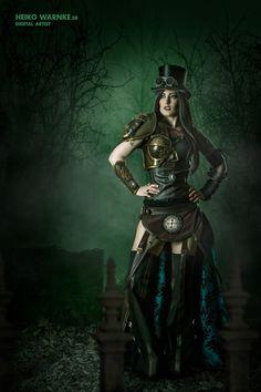 Bella Black Steam - Heiko Warnke