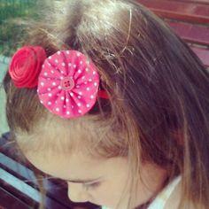 Mis diademas http://littlesunflowerhandmade.blogspot.com.es/