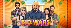 Astuce Triche Bid Wars – Lingots d'or & Billets Gratuits Illimités #Game #Jeux #Mobile #Android #iPhone #Triche #Astuce Storage Auctions, Time Is Money, Dinosaur Fossils, Empire, War, Mobile Android, Games, Things To Sell, Iphone