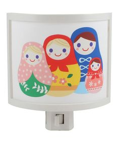 Loving this Happy Family Night-Light on #zulily! #zulilyfinds