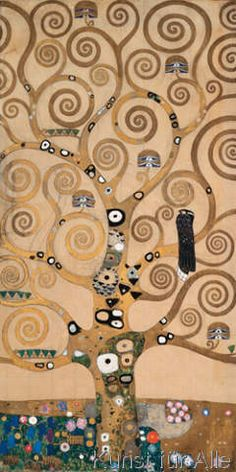 Gustav Klimt - Lebensbaum II