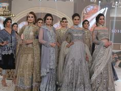 Sobia Nazir Bridal Dresses 2016