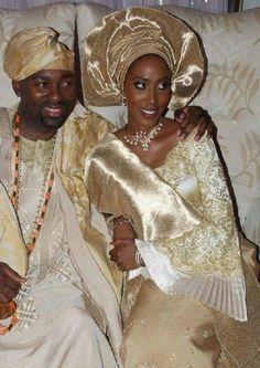 Okay!!! Nigerian weddings are fabulous!