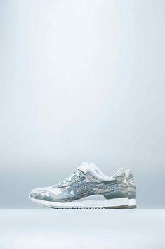 the latest d9aed 8f900 Atmos x solebox gel lyte iii mens shoe - glacier greystone
