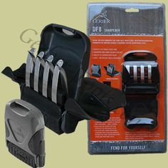 Looking for Gerber Knife Sharpeners? We have 3 unique models in stock and ready to ship.