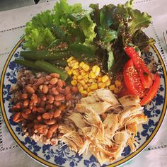 (notitle) - Yumm - To eat healthy food Healthy Food Choices, Good Healthy Recipes, Healthy Foods To Eat, Healthy Cooking, Healthy Eating, Caviar Recipes, Breakfast Lunch Dinner, Mexican Food Recipes, Healthy Lifestyle