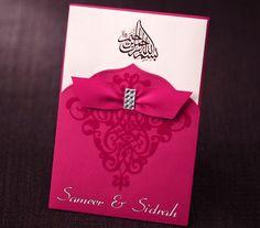 muslim wedding cards 8
