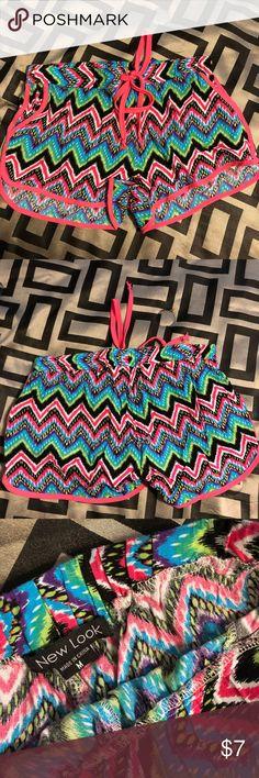 Tribal shorts! Cute colorful shorts! Bundle to save! Shorts
