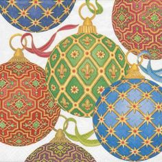 Christmas Party Supplies for Christmas Decorations Paper Plates and Napkins Lunch Napkins Imperial Ornaments >>> Check this awesome product by going to the link at the image.