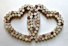 Wine cork crafts!
