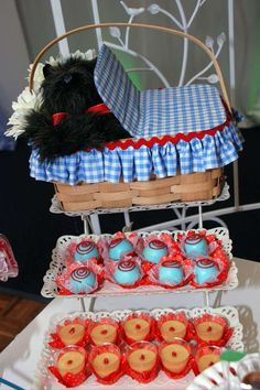 Wizard of Oz Birthday Party Ideas | Photo 11 of 37 | Catch My Party