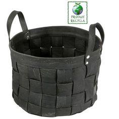 Agrandir Corbeille en pneu recyclé
