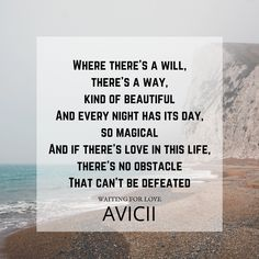 Avicii& music had always inspired me and made me believe in the magic of mu. Avicii& music had always inspired me and made me believe in the magic of music. Avicii Lyrics, Music Lyrics, Art Music, Lyric Quotes, Life Quotes, Edm Quotes, Success Quotes, Letras Queen, Advertising Quotes