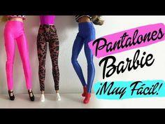 Roupa Tumblr para Barbie | DIY | Cherry Miniaturas - YouTube